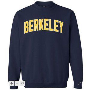 Sweaters - UC Berkeley Cal Navy Crewneck Size S